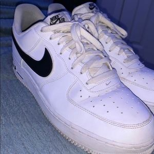 Nike air forces size 12